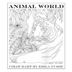 OYEZ Colourart by Emila Yusof - Animal World