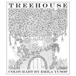 OYEZ Colourart by Emila Yusof - Treehouse