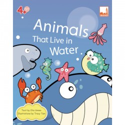 Dickens FLASHCRDS - ANIMALS THAT LIVE IN WATER