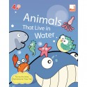 Dickens Flashcards - Animals That Live In Water