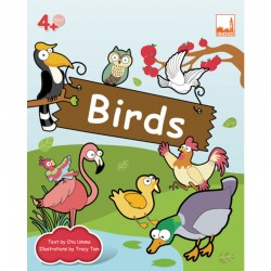 Dickens Flashcards - Birds