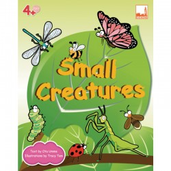 Dickens Flashcards - Small Creatures