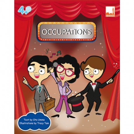 Dickens FLASHCRDS - OCCUPATIONS