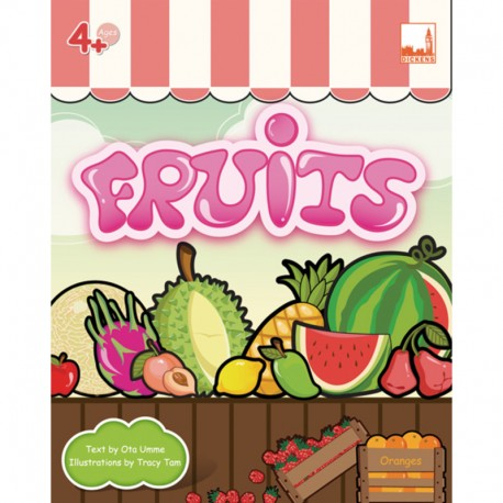 Dickens FLASHCRDS - FRUITS