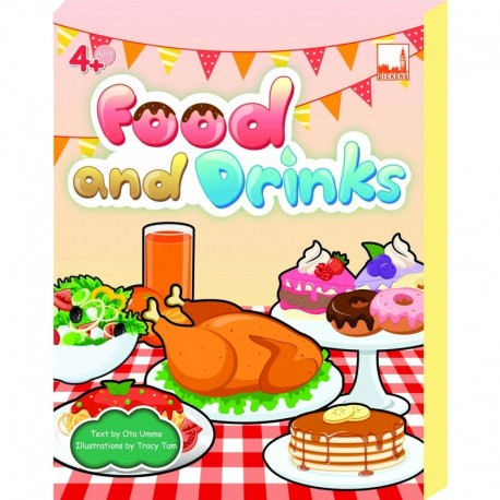 Dickens FLASHCRDS - FOOD AND DRINKS