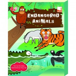 Dickens Flashcards - Endangered Animals