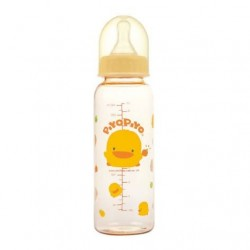 Piyo Piyo Nursing Bottle Std Neck 240ml PES