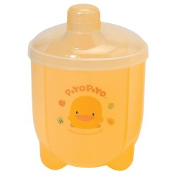 Piyo Piyo Larger Four Case Milk Powder Dispenser