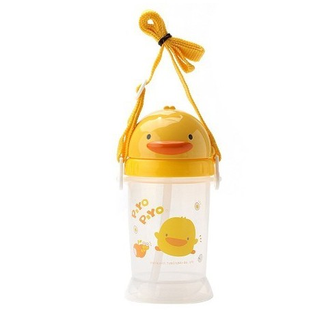 Water Bottle with Sliding Lid 350ml