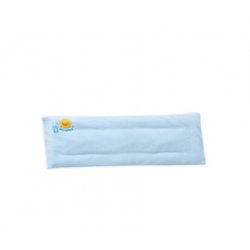 Piyo Piyo Pillow With Short Towel - Blue