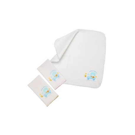Abby Bear Handkerchief - 3pcs