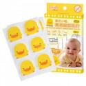 Piyo Piyo Repellent Sticker - 18pcs