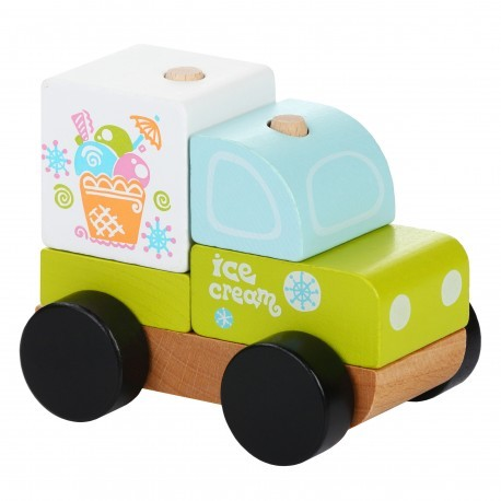 Cubika Ice Cream Car