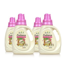 LG Babience Baby Laundry Softener 1500ml (4 Bottles)