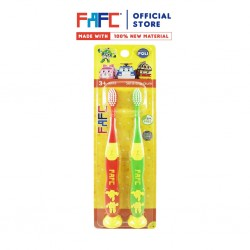 FAFC Robocar Poli Suction Kids Toothbrush (Roy Helly)