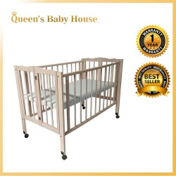 Royalcot R295 (White Wash) with Height Adjustable Layer