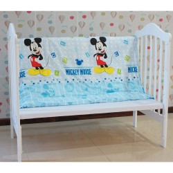Royalcot Baby Cot Mickey Mouse Bedding Set (60x120cm) Comforter Only