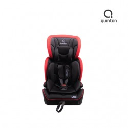 Quinton Flash Booster Car Seat (Red)