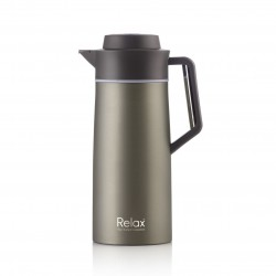 Relax Bottles 2000ml 18.8 Stainless Steel Thermal Carafe (Champagne)