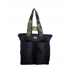Simple Dimple X Hipster Keepster Streetwear Bag (Camo)