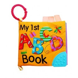 Simple Dimple My 1st Toy - Activity Cloth Book (ABC)