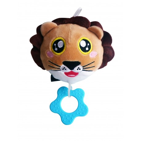 Simple Dimple My 1st Toy - Plush Squishy Toy Lion