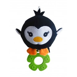 Simple Dimple My 1st Toy - Plush Squishy Toy Penguin