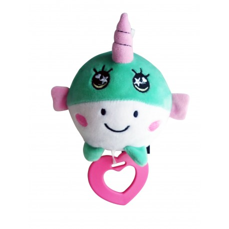 Simple Dimple My 1st Toy - Plush Squishy Toy Unicorn