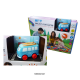 Simple Dimple My 1st Toy - Classic Car Vinly Toys  and  Playmat Set