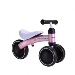 Luddy RR1003S Balance Bike For Toddler - Pink Color