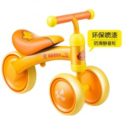 Luddy RR1003S Luddy Balance Bike For Toddler Special Edition - Yellow Dragon