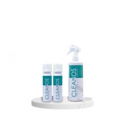 Cleands Family Pack - Hygienic Mist Sanitizer x 2 & Environment Spray 500ml x 1