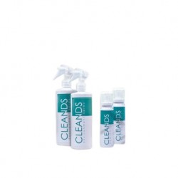 Cleands Family Pack - Hygienic Mist Sanitizer x 2 & Environment Spray 500ml x 2