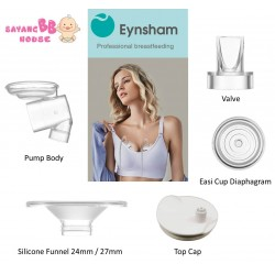 Eynsham Easi Cup Diaphagram Handsfree Collector Cup Accessories