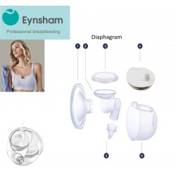 Diaphagram Handsfree Collector Cup Accessories / Eynsham Easi Cup
