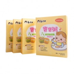 Kuo Health Baby Healthy Porridge Mix Vegetable Chicken