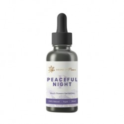 Sound of Flowers Bach Flower Remedies (Positivity Tincture) Peaceful Night