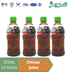 JusMaster Grass Jelly / Cincao Flavour Drinks (24 x 320ml)