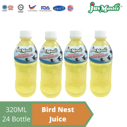 JusMaster Bird Nest Flavour Drinks (24 x 320ml)