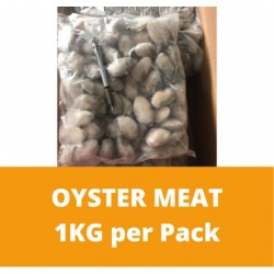 Oyster Meat (1kg per Packet)