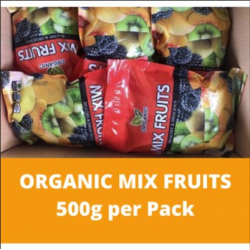 IQF Frozen Mix Fruits (500g/pack)