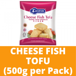 Sungtao Fusipim Cheese Fish Tofu (500g per Pack)