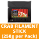 Sungtao Fusipim Crab Filament Stick (250g per Pack)