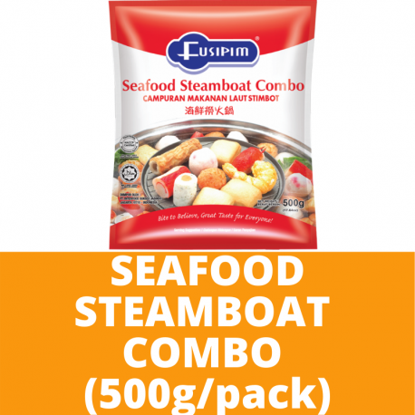 Sungtao Fusipim Seafood Steamboat Combo (500g per Pack)