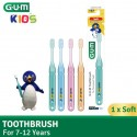 GUM Toothbrush for 7-12 Years