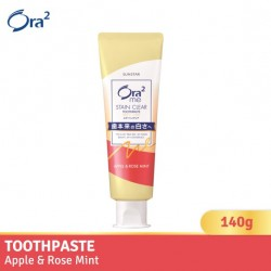 Ora2 me Stain Clear Toothpaste (Apple and Rose Mint)