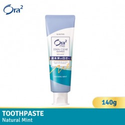Ora2 me Stain Clear Toothpaste (Natural Mint)