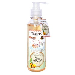 Tropika Natural Bubble Wash 250ml (HAPPY)