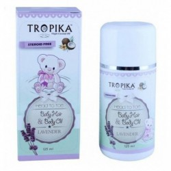 Tropika Baby Hair And Body Oil Aroma Lavender 125ml