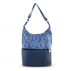 Natural Moms Sling Bag (Blue Iznik)